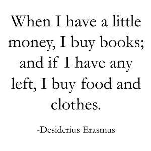 Erasmus Quote