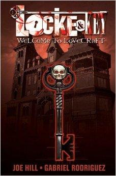Locke and Key cover