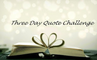 three-day-quote-challenge