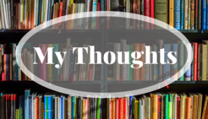 My Thoughts books