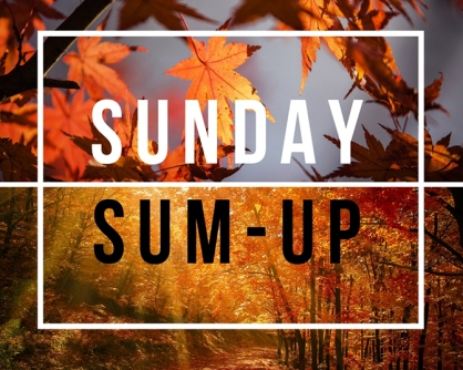 Fall Sunday Sum Up