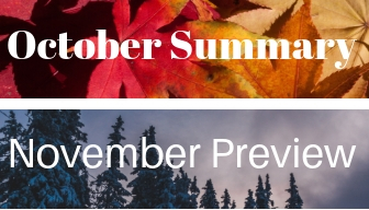October Summary