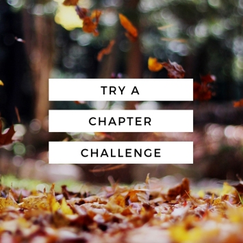 try a chapter logo