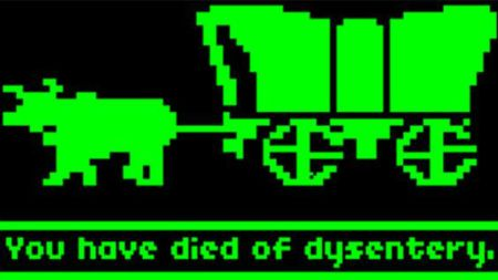 oregon trail dysentery