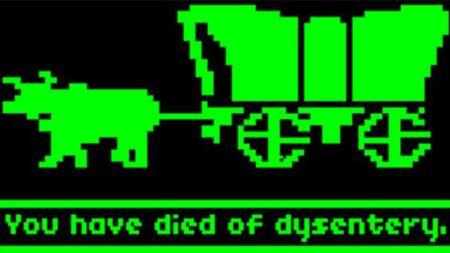 oregon trail dysentery